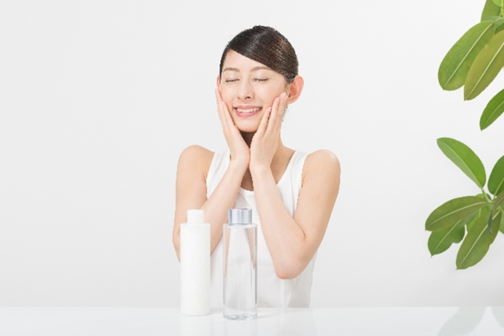 肌にやさしい洗浄剤を使わないといけない理由