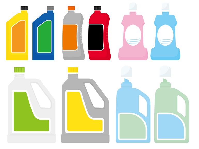 洗濯用合成洗剤に使われている「蛍光剤」って何?