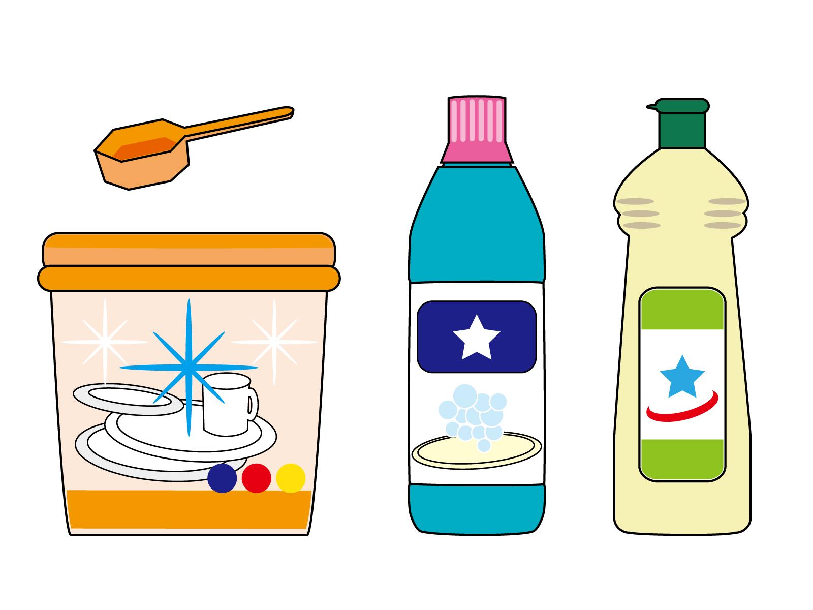 「まぜるな危険」の漂白剤、何とまぜるとダメなの?