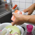 食器を台所用石けんで上手に洗うコツ